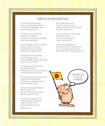 Ode to a Lancastrian