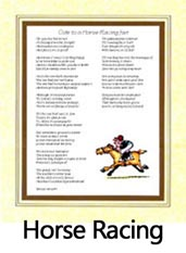Click to View the Horse Racing Ode